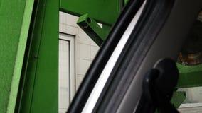 Lavaggio di automobile automatico archivi video