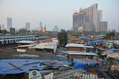 Lavaggio di Mumbai Fotografia Stock
