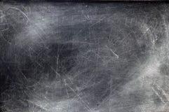 Lavagna con polvere Immagine Stock Libera da Diritti