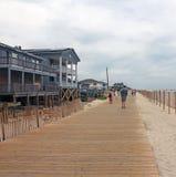 Lavallette New Boardwalk Stock Images