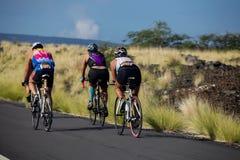 Lavaman triathlon Royalty Free Stock Photo