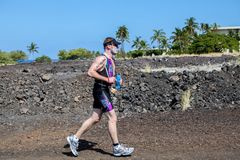 Lavaman triathlon Royalty Free Stock Photos