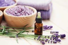Lavande aromatherapy photo libre de droits