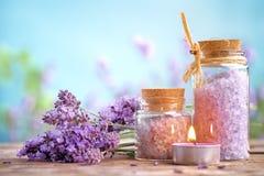 Lavande Cosmetics image libre de droits