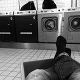 lavanderia Fotografia de Stock Royalty Free