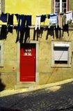 Lavanderia de Sintra. Foto de Stock Royalty Free