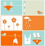 Lavanderia del coniglietto illustrazione di stock