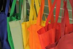 Lavanderia del sacchetto della spesa Immagine Stock