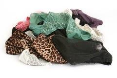 Lavanderia do roupa interior Foto de Stock