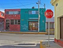 Lavanderia em Mazatlan, México Foto de Stock Royalty Free