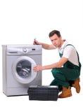 Lavare fotografie stock libere da diritti