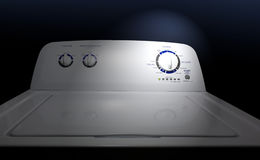 Lavare destra Macchina di ampiezza di vista-Hightlight Fotografie Stock