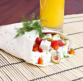 Lavash. Images stock