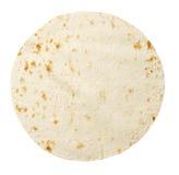 Lavash isolated on white Stock Image