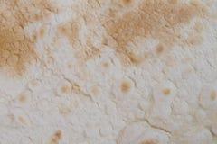 Lavash Pain arménien mince, flatbread de blé Photos stock