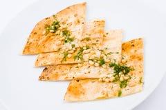 Lavash, pain de blé Photo stock
