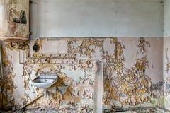 Free Lavatory In Abandoned Facrory Stock Photo - 71033300
