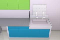 Lavatory Stock Image