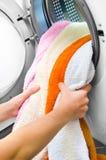 lavatrice Immagini Stock
