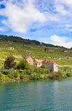 Lavaux region Stock Photo