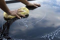 Lave-auto Image libre de droits