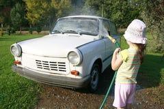 lave-auto Photos libres de droits