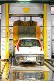 Lave-auto moderne Photo stock