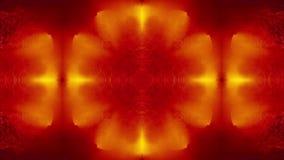 Lave de rouge de kaléidoscope illustration libre de droits
