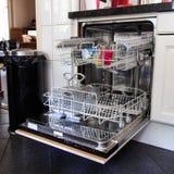 lave-vaisselle photo libre de droits