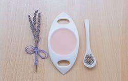Lavendel 2 Royaltyfri Bild