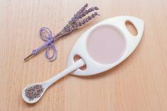 Lavendel 1 Fotografering för Bildbyråer