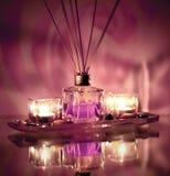 Lavendel-Diffuser (Zerstäuber) Lizenzfreies Stockbild