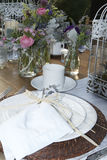 Lavendel och lyx Fotografering för Bildbyråer