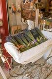 Lavendelbündel Stockfotografie