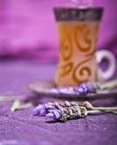 Lavendelblommor Fotografering för Bildbyråer