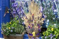 Lavendelblumenstrauß in Luberon - Provence - Frankreich lizenzfreie stockfotos