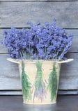 Lavendelbukett Arkivbild