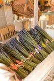 Lavendelbundel Royalty-vrije Stock Fotografie
