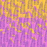 Lavendelhintergrund Lizenzfreie Stockfotos