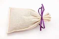 Lavendelsäckchen Lizenzfreies Stockfoto