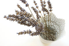 Lavender ανθοδέσμη Στοκ Φωτογραφίες