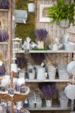 Lavender. For sale in the south of France Royalty Free Stock Photography
