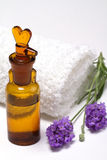 Lavender aromatherapy. Stock Images