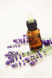 Lavender aromatherapy Στοκ φωτογραφία με δικαίωμα ελεύθερης χρήσης