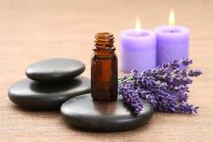 Lavender aromatherapy Stock Photos
