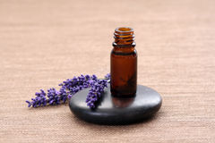Lavender aromatherapy Stock Photo