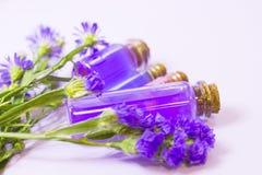 Lavender aromatherapy SPA έννοια Στοκ φωτογραφία με δικαίωμα ελεύθερης χρήσης