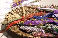 Lavender Arrangement Stock Photos