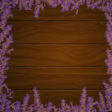 Lavender Background Royalty Free Stock Images