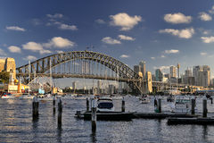 Lavender Bay, Sydney Stock Photos